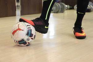 Fundamentos do Futsal: domínio de bola