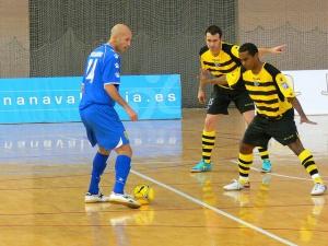 Drible no Futsal