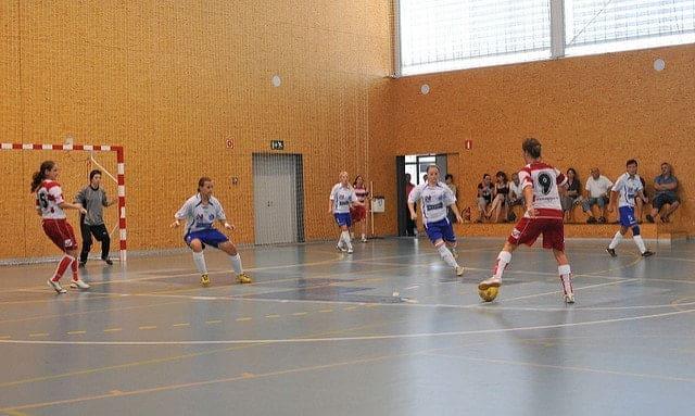 Fundamentos do Futsal: Passe