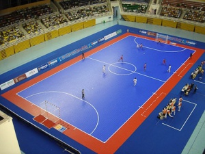 Regras básicas do Futsal: A quadra de Futsal