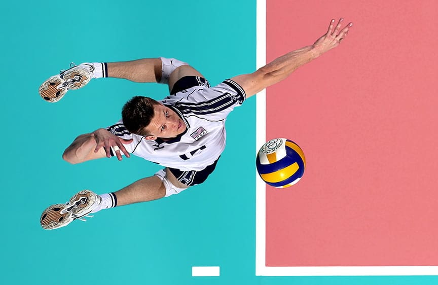 Fundamentos do Voleibol: Saque e Tipos de Saque