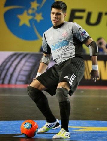 Regras do Futsal para goleiro linha