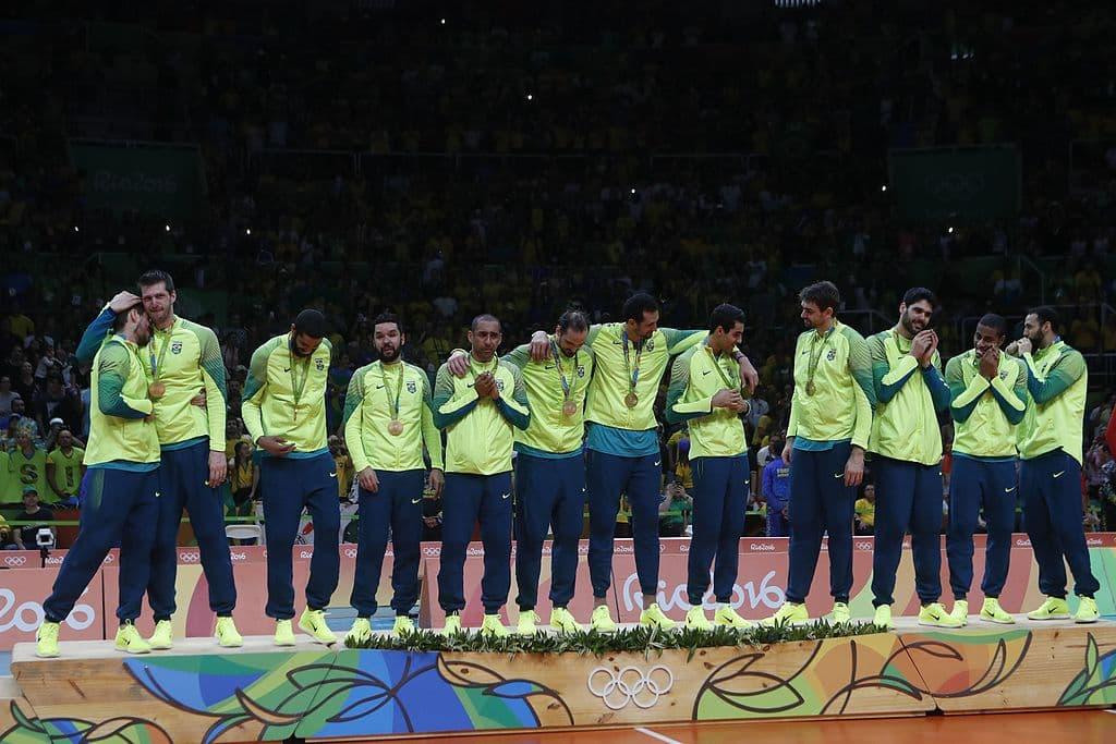 Principais títulos recentes do Voleibol Brasileiro