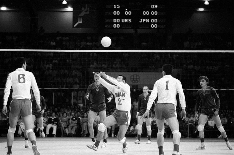 História do Voleibol nos Jogos Olímpicos