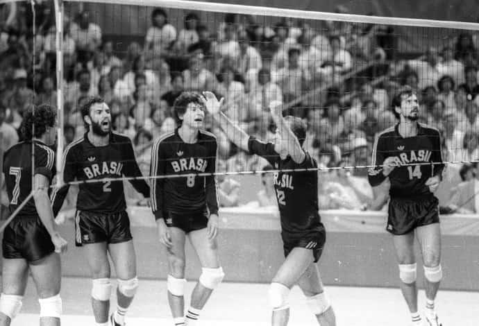 História do Voleibol no Brasil