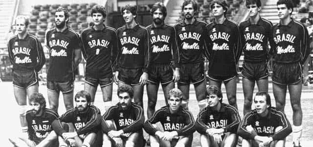 A História do Voleibol no Brasil