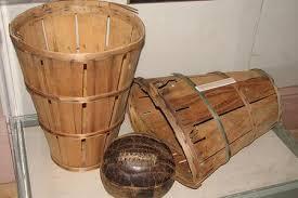 História da Bola e da Cesta de Basquetebol