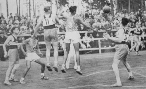 História do Basquetebol nas Olimpiadas