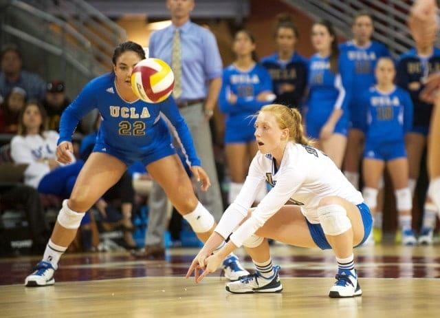 O Líbero é um jogador especialista em defesa no Voleibol