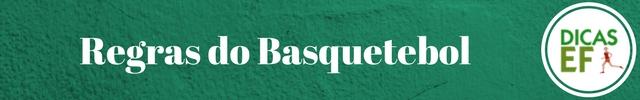 Regras do Basquetebol