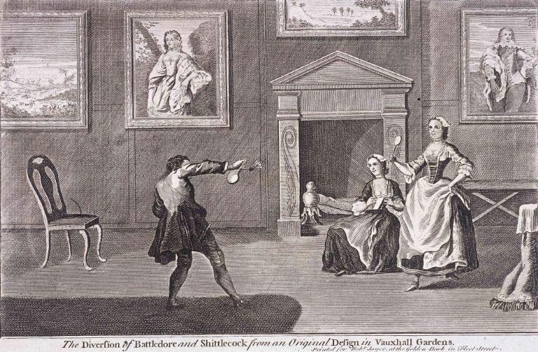 Resumo da História do Badminton no Brasil e no Mundo ... Badminton Geschiedenis