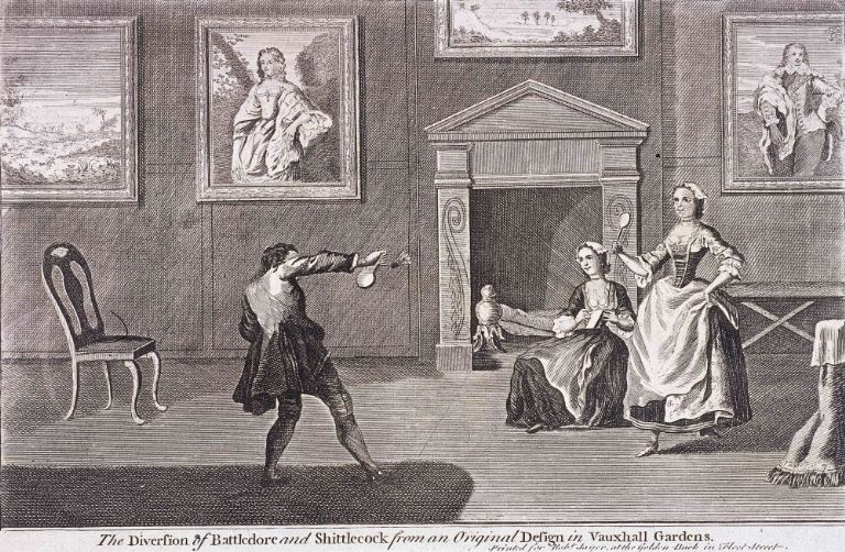 Origem do Badminton