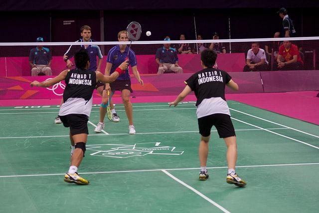 Fundamentos Básicos do Badminton: Net-shot