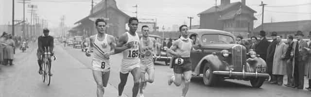 História do Atletismo: Maratona