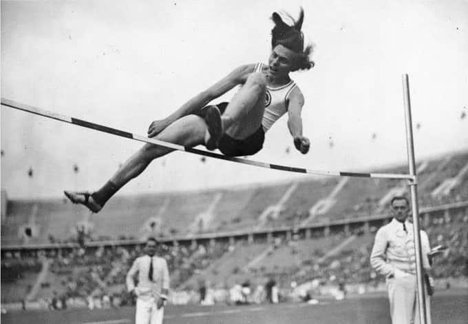 História do Atletismo: Modalidades do Atletismo antigo