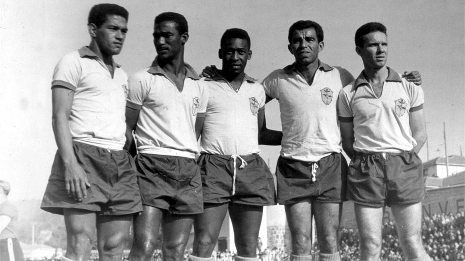 História da Copa do Mundo de 1962 no Chile