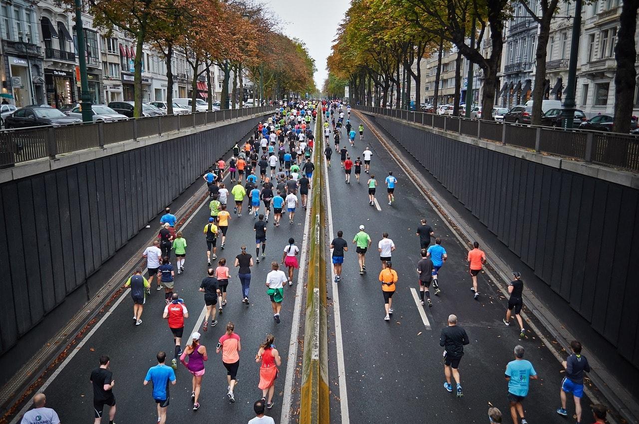 Caminhar ou correr: qual é melhor?