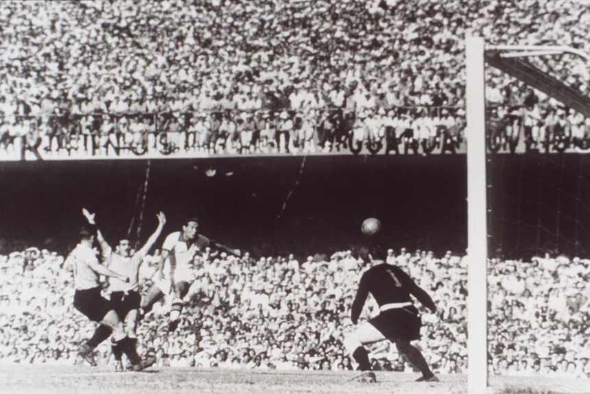 A Copa do Mundo de 50