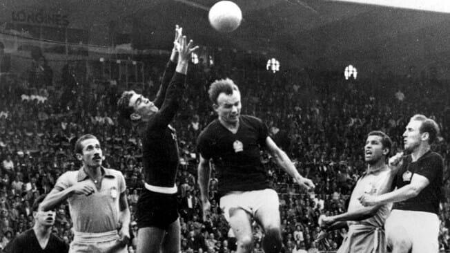 História da Copa de 1954