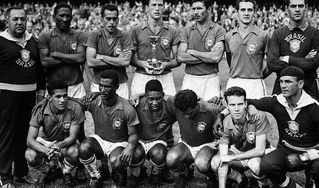 História da Copa do Mundo 1958