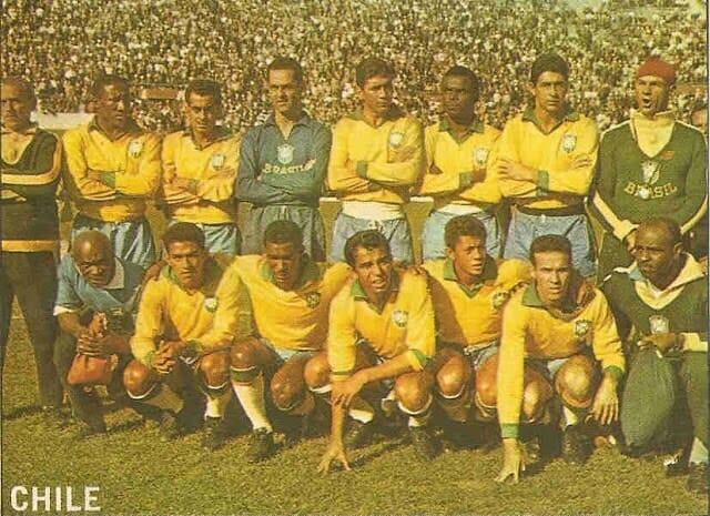 A História da Copa do Mundo de 62, a Copa de Garrincha