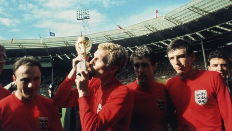 A história da Copa do Mundo de 1966