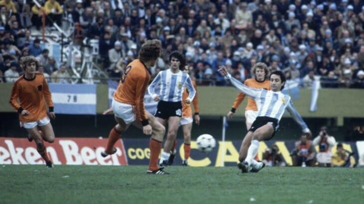 A Copa de 78 na Argentina