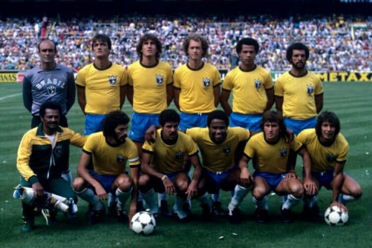 A Copa do Mundo de 82