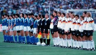 Copa do Mundo de 1990: A Copa na Itália