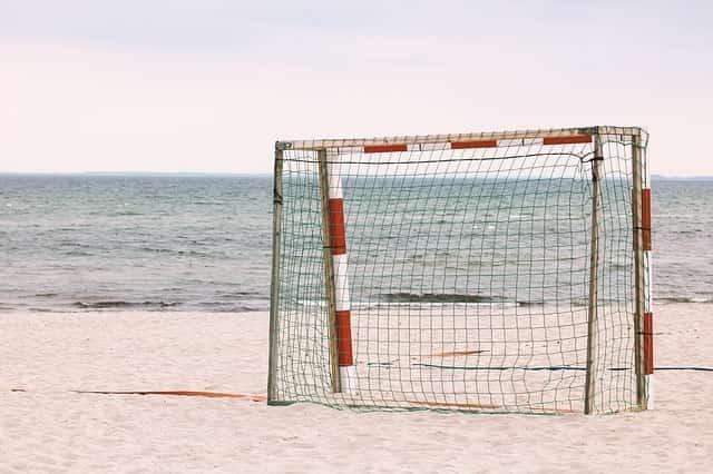 Futebol de Praia