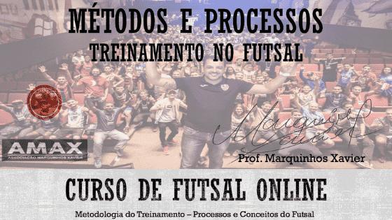 Curso de Futsal Online