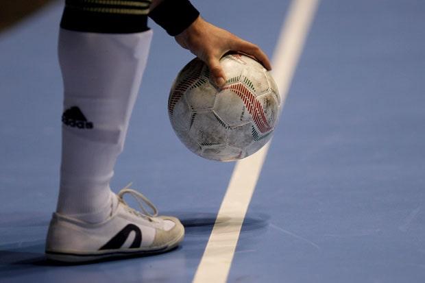 Tiro Lateral no Futsal