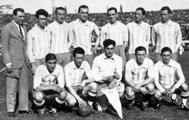 A Primeira Copa do Mundo: 1930 no Uruguai